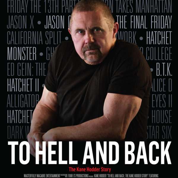 To Hell and Back The Kane Hodder Story movie poster